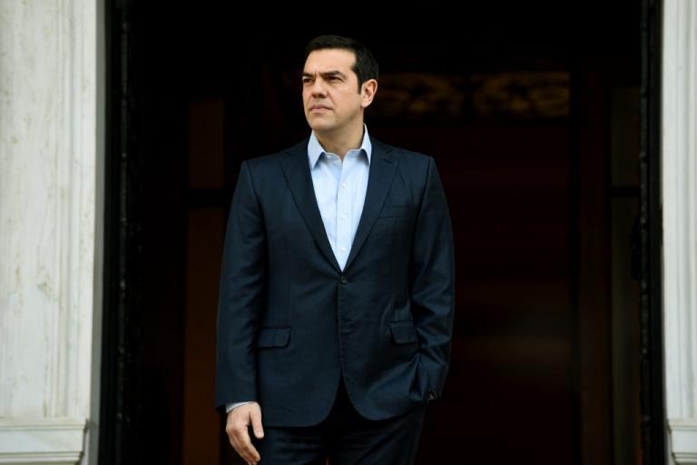 Στο υπουργείο Ναυτιλίας ο Τσίπρας για τα Ίμια | Newsit.gr