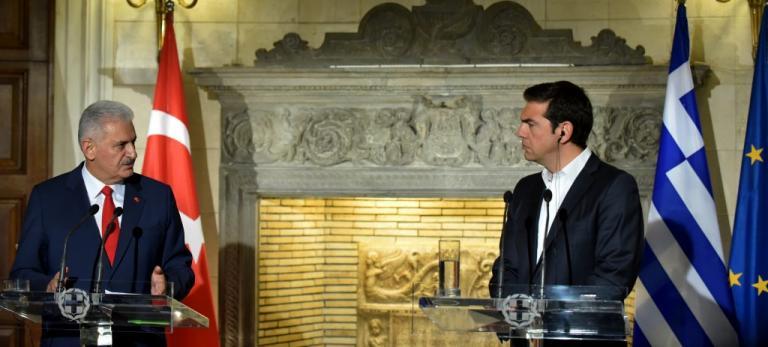Επεισόδιο στα Ίμια: Ο Γιλντιρίμ επικοινώνησε με τον Τσίπρα | Newsit.gr