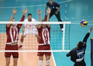 Κύπελλο Ελλάδας βόλεϊ: Τα φαβορί πέρασαν στο Final 4