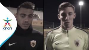Μπάρκας στον ΟΠΑΠ για το ΑΕΚ – Ντιναμό Κιέβου: «Καλό σκορ το 2-0»