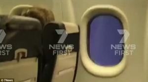 Πτήση τρόμου – Τα είδαν όλα οι επιβάτες