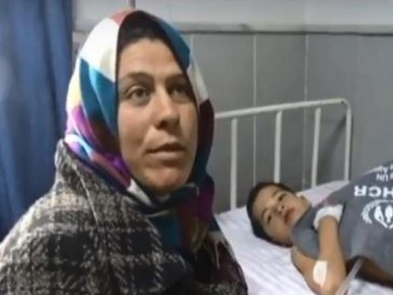 Η συγκλονιστική μαρτυρία μάνας από την Αφρίν: «Έτσι το τουρκικό τανκ μπήκε στο σπίτι μας» [vid] | Newsit.gr