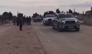 """Χαμός στην Συρία! Βομβάρδισε το Αφρίν η Τουρκία μετά από """"έφοδο"""""""