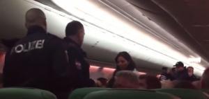 Πιλότος αναγκάστηκε να κάνει έκτακτη προσγείωση στη Βιέννη γιατί ένας επιβάτης «αεριζόταν» ασταμάτητα!