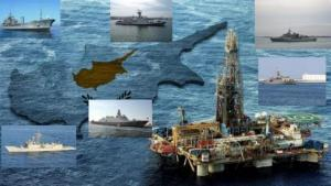 Αυτά είναι τα τουρκικά πολεμικά που κάνουν «τσαμπουκάδες» στο ιταλικό γεωτρύπανο