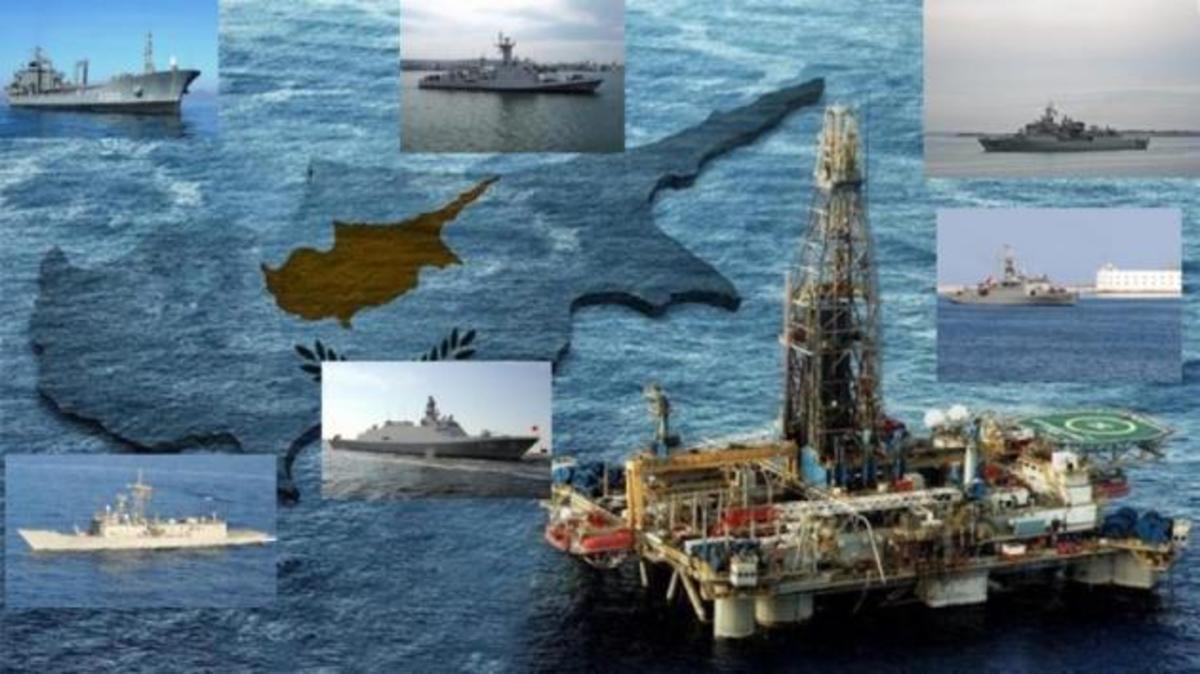 Αυτά είναι τα τουρκικά πολεμικά που κάνουν «τσαμπουκάδες» στο ιταλικό γεωτρύπανο | Newsit.gr