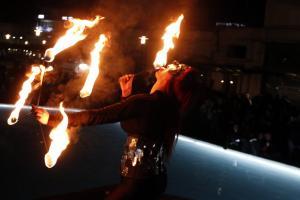 Εντυπωσιακές εικόνες από την νυχτερινή καρναβαλική γιορτή στο Άργος!