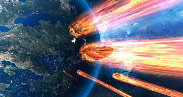 Η κόλαση στη γη από την πρόσκρουση του γιγαντιαίου αστεροειδούς που εξαφάνισε τους δεινόσαυρους | Newsit.gr