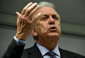 Αβραμόπουλος: Η κατάσταση στα σύνορα της Ε.Ε σταθεροποιείται