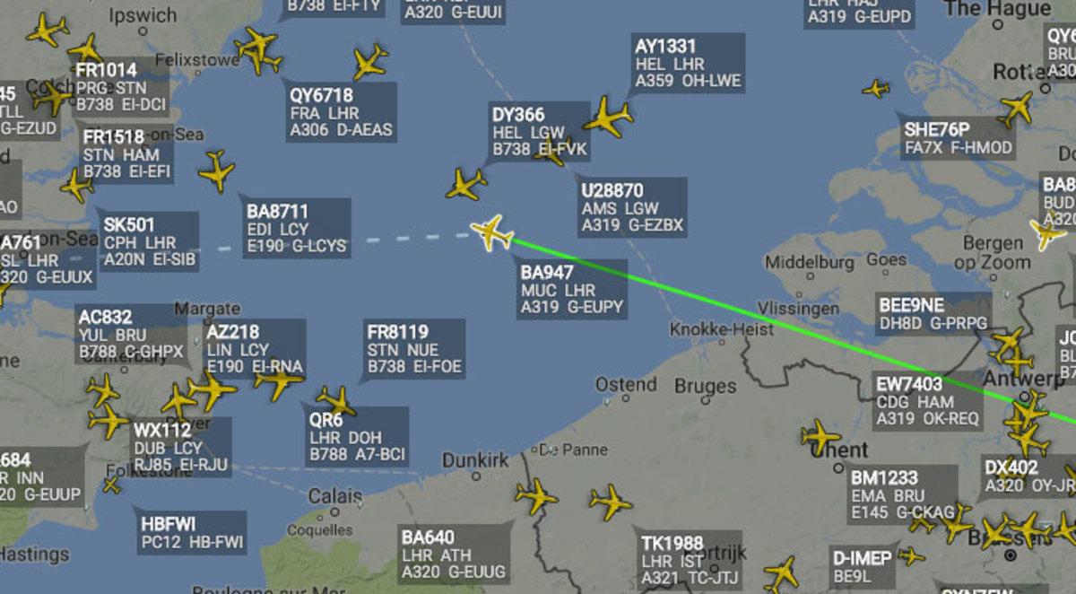 Συναγερμός για πτήση της British Airways από το Μόναχο στο Λονδίνο | Newsit.gr