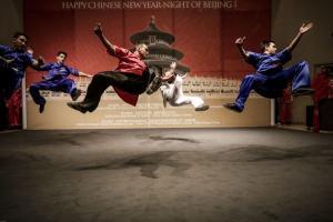 Η Κινεζική Πρωτοχρονιά τράβηξε όλα τα βλέμματα στο Γκάζι!