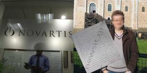Υπόθεση Novartis – Η μάρτυρας «Κελέση» μιλά για την απόπειρα αυτοκτονίας στελέχους της εταιρείας από το Χίλτον