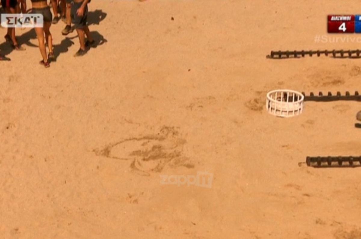 Survivor: Τι έγραψε η Κατερίνα Δαλάκα στην άμμο μετά τη νίκη της | Newsit.gr