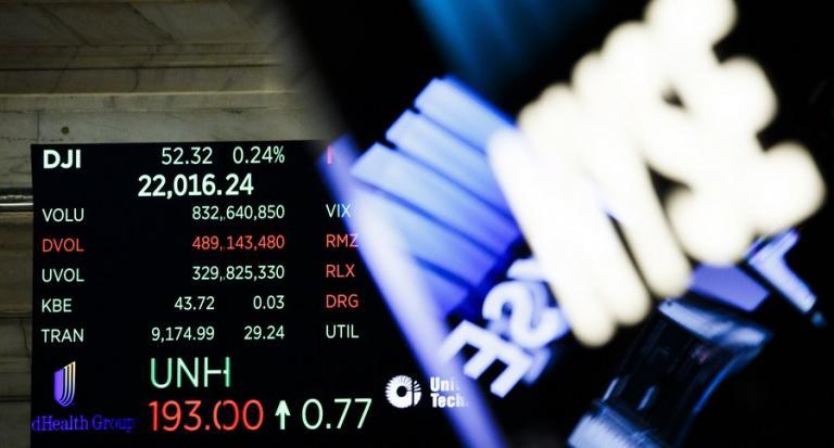 «Ανάσα» για τον Dow Jones μετά την ελεύθερη πτώση που… συγκλόνισε τον κόσμο