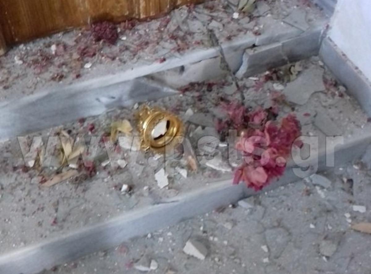 Πάρος: Διέλυσαν το γραφικό εκκλησάκι – Αίσθηση από τις εικόνες που άφησαν πίσω [pics] | Newsit.gr