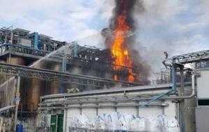 Ιταλία: Έκρηξη σε βιομηχανία διαχείρισης απορριμάτων – 9 τραυματίες – Εκκενώθηκαν σπίτια