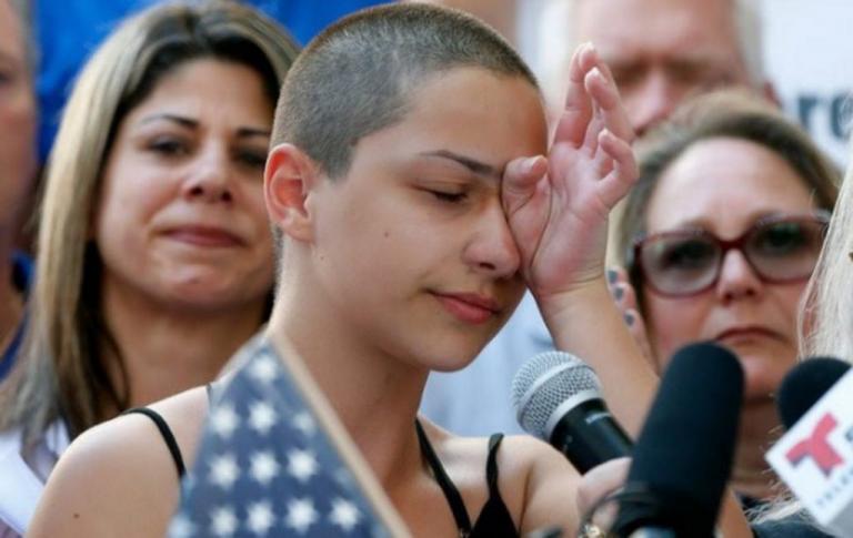 Μακελειό στη Φλόριντα: Η μαθήτρια που «διέλυσε» τον Τραμπ και συγκλόνισε τον κόσμο! | Newsit.gr