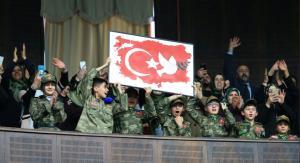 Ερντογάν: Όπου να ναι μπαίνουμε στην Αφρίν – Ο Άσαντ δεν έστειλε στρατό εναντίον μας