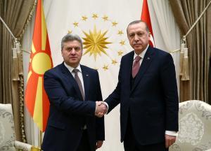 """Σκοπιανό: Ερντογάν και Ιβάνοφ βάζουν """"φωτιά"""" στη διαπραγμάτευση με προκλητικές δηλώσεις!"""