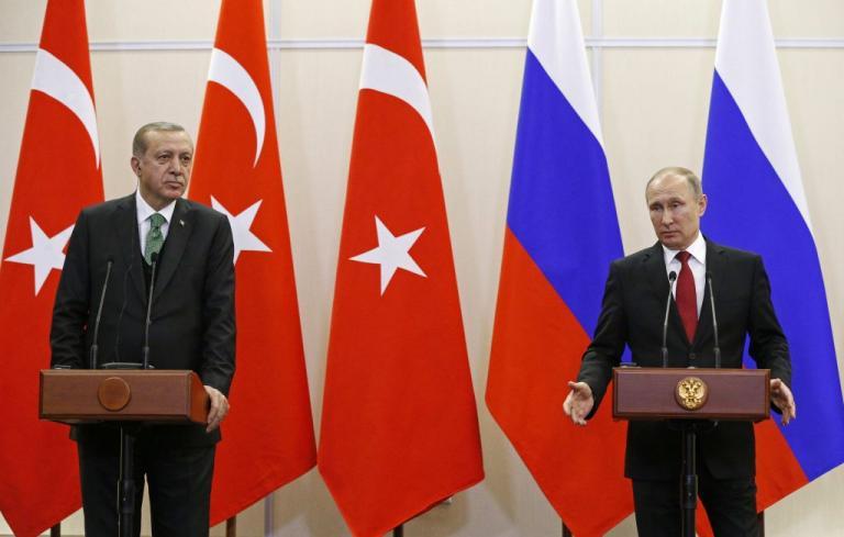 Συνάντηση Πούτιν, Ερντογάν και Ροχανί τον Απρίλιο στην Άγκυρα | Newsit.gr