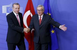 Χαστούκι Γιούνκερ στην Τουρκία για τους… τσαμπουκάδες σε Αιγαίο και Κύπρο