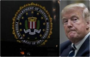 «Φωτιά» στις ΗΠΑ! Ο Τραμπ βγάζει… στη σέντρα το FBI!