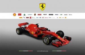 Αυτό είναι το φετινό μονοθέσιο Formula 1 της Ferrari [pics]