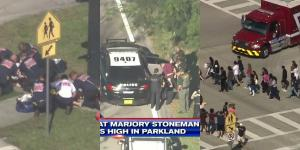 """Μακελειό με 17 νεκρούς σε σχολείο στη Φλόριντα! """"Πιστολέρο"""" σκόρπισε τον τρόμο και τον θάνατο"""