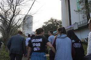 Φλόριντα: Διαδήλωση από τους μαθητές του λυκείου που δολοφονήθηκαν 17 άτομα