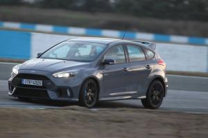 Τίτλοι τέλους για το σκληροπυρηνικό Ford Focus RS