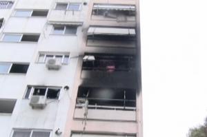 Μεγάλη φωτιά σε πολυκατοικία στο Περιστέρι – Νεκρός ένας άνδρας