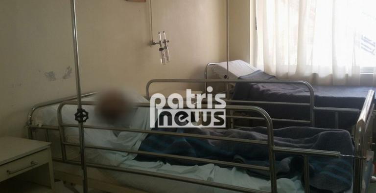 Ηλεία: Συγκίνηση για τα μαρτυρικά του γεράματα – Μόνος, αβοήθητος και ξεχασμένος! | Newsit.gr