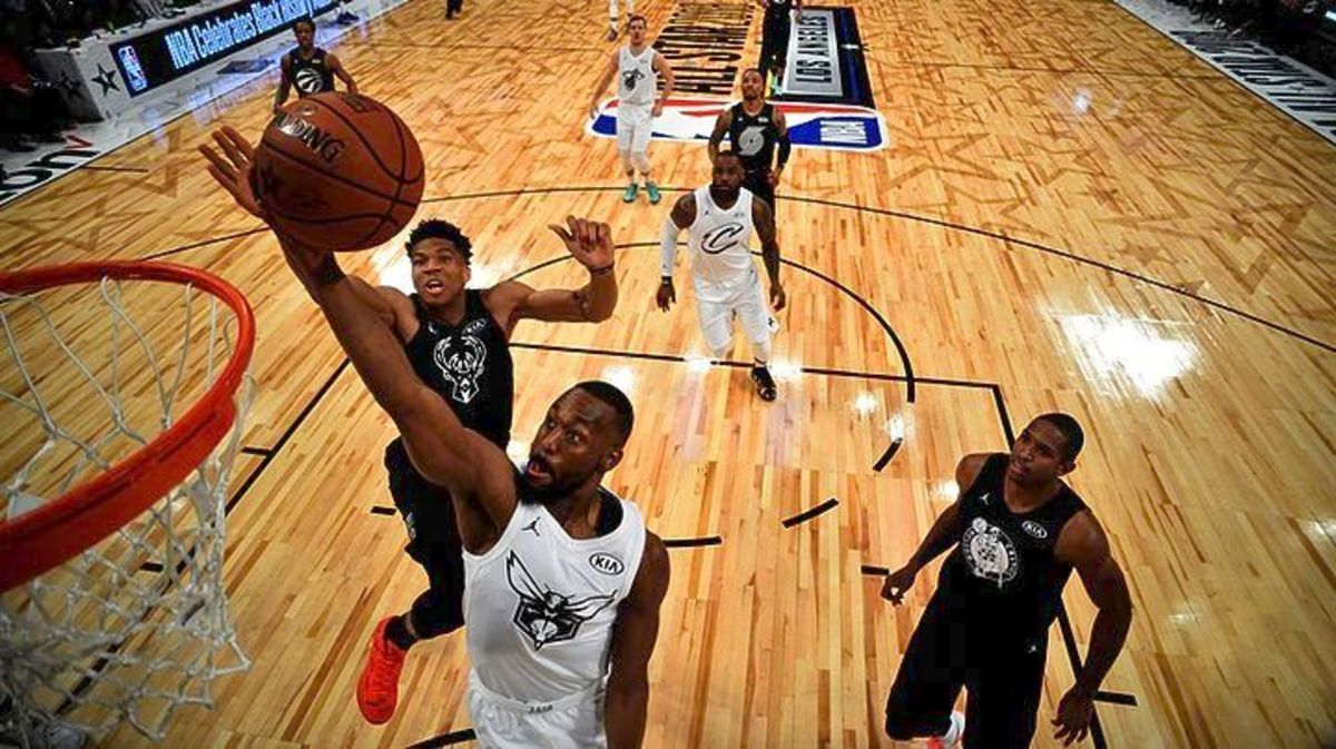 Αντετοκούνμπο: Οι καλύτερες στιγμές του στο All Star Game | Newsit.gr