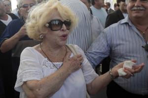 Καίτη Γκρέυ: Έπεσε στα δίχτυα σπείρας που κλέβει σπίτια!