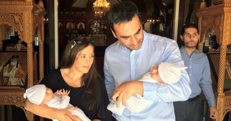 Κώστας Γρίμπιλας: Απέκτησε μια ακόμη κόρη με την  σύζυγό του Πόπη! | Newsit.gr