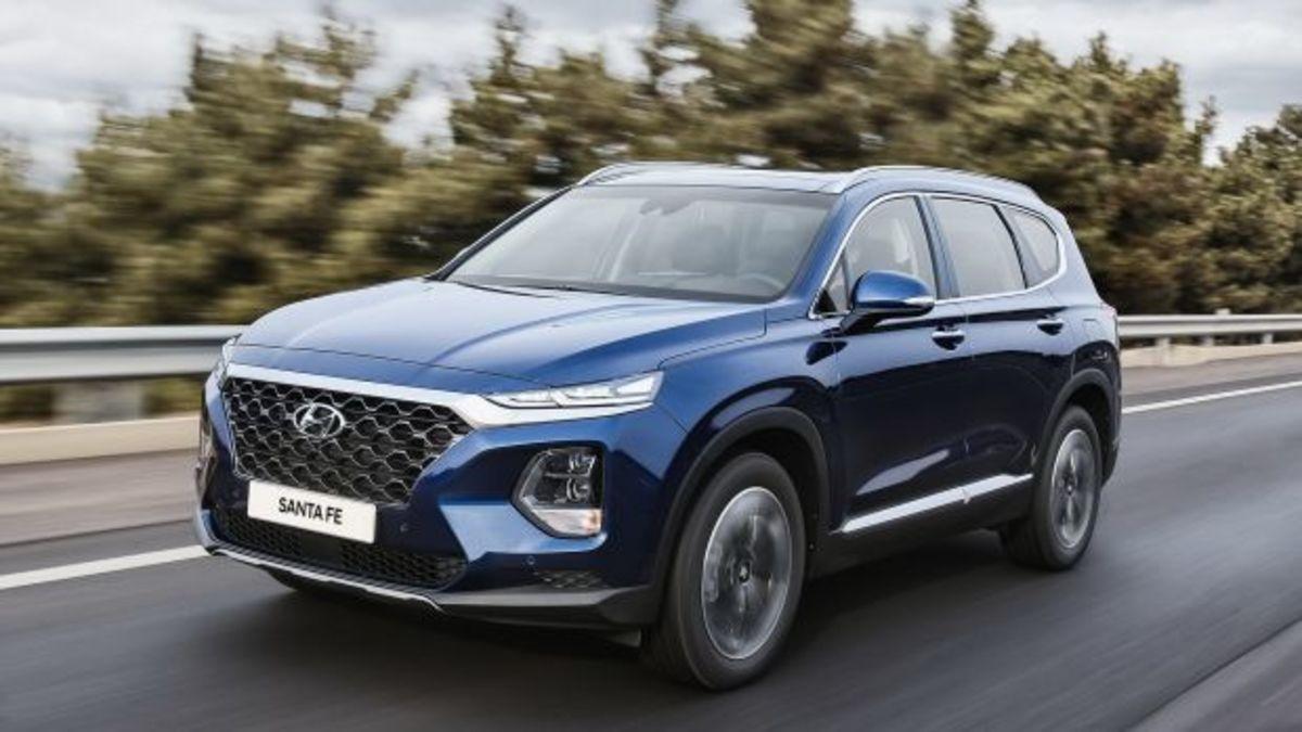 Αποκαλυπτήρια για το νέο Hyundai Santa Fe [vids] | Newsit.gr