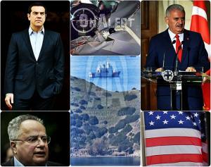 """""""Εκρηκτικό"""" 24ωρο με Ίμια, τουρκική """"μονταζιέρα"""" και """"πληρωμένες"""" απαντήσεις της Ελλάδας!"""