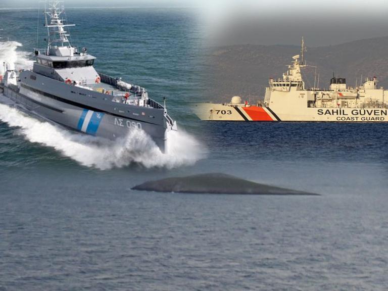 Τουρκικό σκάφος εμβόλισε περιπολικό του Λιμενικού στα Ίμια | Newsit.gr