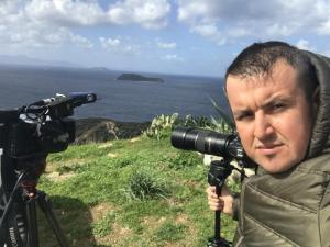 Ίμια: Καραούλι από τούρκους δημοσιογράφους για ένα πλάνο [pics]