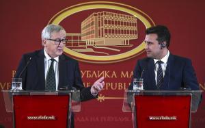 Ζάεφ: Αξιοπρεπής λύση που θα προστατεύει την ταυτότητα του λαού μας