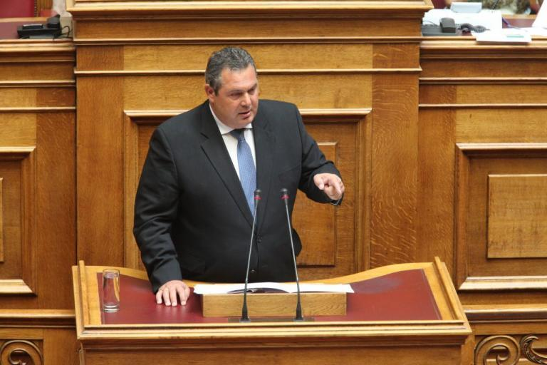 Πρόταση νόμου από Πάνο Καμμένο για την ευθύνη υπουργών | Newsit.gr
