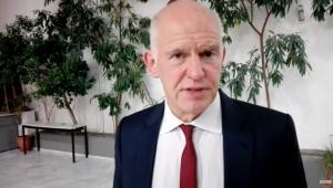 Γιώργος Παπανδρέου: Ζητά να αποποινικοποιηθεί πλήρως η κάνναβη! [vid]