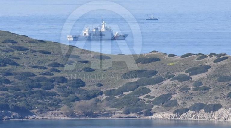 Σκηνικό πολέμου «στήνουν» στα Ίμια οι Τούρκοι! | Newsit.gr
