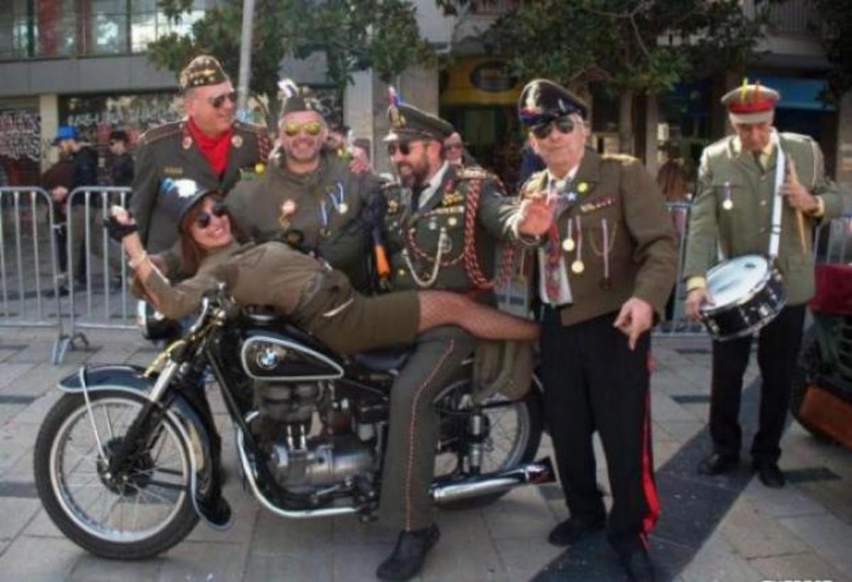 Πάτρα: Οι Στρατηγοί του καρναβαλιού υποδέχθηκαν με τιμές Ρώσο μεγιστάνα επενδυτή![pics] | Newsit.gr