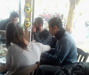 Λάρισα: Οι Master Chef Κοντιζάς και Κουτσόπουλος βαθμολόγησαν την ταβέρνα – Το μενού που επέλεξαν [pics]