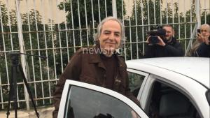Δημήτρης Κουφοντίνας: Δεύτερη φορά εκτός φυλακής με 48ωρη άδεια