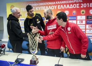 Ώρα… κυπελλούχου Ελλάδος στο μπάσκετ!
