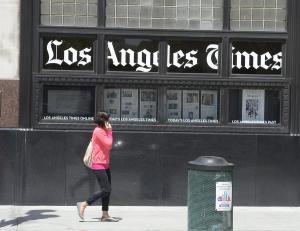 Αλλάζουν χέρια οι Los Angeles Times