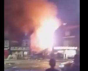 Έκρηξη σε κτίριο στο Λέστερ – Για «σοβαρό συμβάν» μιλά η αστυνομία [vid]