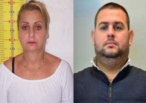 Εύβοια: Αυτό είναι το ζευγάρι απατεώνων που προκάλεσε σάλο στη Χαλκίδα – Στη δημοσιότητα τα στοιχεία τους [pics]